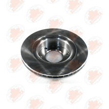 Disc Brake Rotor Front Inroble International BR55112
