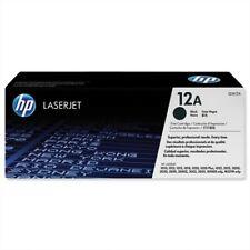 Genuine Original HP Q2612A (12A) Black Toner Cartridge | FREE 🚚 DELIVERY