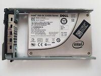 """Dell Intel DC S3500 480GB 6Gbps 2.5"""" SATA MLC Solid State Drive SSD 334TT 018MKJ"""