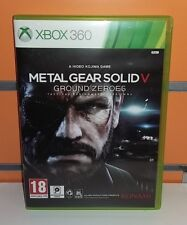 Metal Gear Solid V - Ground Zeroes XBOX360 USATO ITA