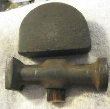 Vintage Auto Body dent Repair Tool: Heel Dolly 1 Lb. 9 Oz.,hammer lot,unbranded