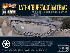 Warlord Games LVT-4 Buffalo Amtrac 28mm Bolt Action Amerika WW2 Panzer Tank