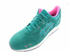 ASICS Tiger Men GEL-Lyte III Sneakers tropical green all weather H511L US11.5M