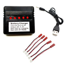 RC Quadcopter RC Drone Lipo Battery Charger for X5C X4 H107 X11C X5SW U818A X400