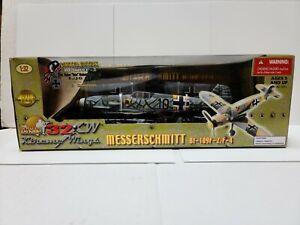 21st Century Ultimate Soldier 1:32 Messerschmitt Hubert Mutherich Bf-109F-2 NIP