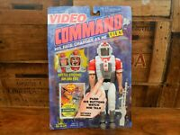Video Command - Striker - Action Figure - Toy Island- Sealed on Card - 1992