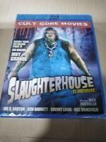 Slaughterhouse Der Schlachthof blu ray