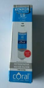 Kenmore Brand Water Filter Replacement LT700P (C700P) Coral