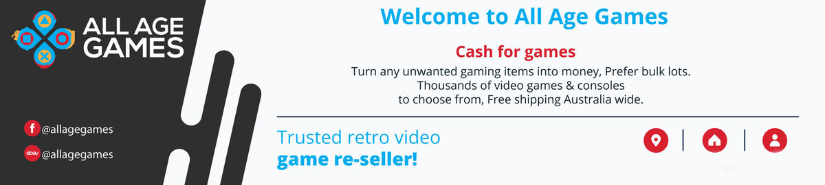 All Age Games - Video Game Store