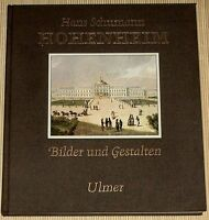 Hans Schumann - HOHENHEIM Bilder und Gestalten - Asemwald Plieningen Steckfeld