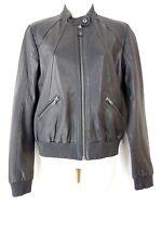 Diesel Black Label Leather Jacket