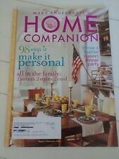Mary Engelbreit's Home Companion Aug Sept 2003 Festive Summer Chic Paper Doll