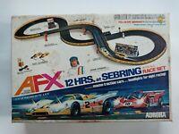 Aurora AFX 12 Hours At Sebring Race Set No. 2102 * No Cars Or Instructions *