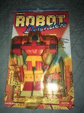 VINTAGE 1982 Remco Robot Renegades ZOTOR Figure Sealed