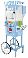 Vintage Cart Snow Cone Maker Removable Drip Crumb Tray Snow Cone Machine New