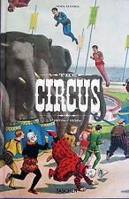 *New Hardcover* THE CIRCUS BOOK: 1870S-1950S by Noel Daniel Illustrated