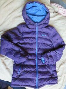 Mountain Warehouse child's padded puffer jacket 11-12 hiking outdoors