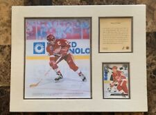 Steve Yzerman NHL - Kelly Russell Studios Limited Edition SN1910