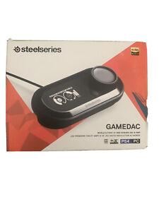 steelseries Gamedac