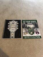 Purdue 2018 Bowl Game Media Guide and Stadium Program