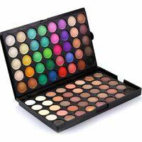 Pigmented Emphasize Eyes And Cheeks 80-Color Long Lasting Eye Shadow Palette