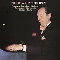 VLADIMIR HOROWITZ-CHOPIN: PIANO MUSIC -JAPAN CD B63