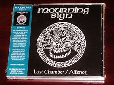 Mourning Sign: Last Chamber / Alienor - Limited Edition CD 2016 DARK 53 NEW