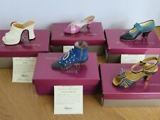 Job lot boxed just the right shoe RAINE 4 with certificates 20th century shoes