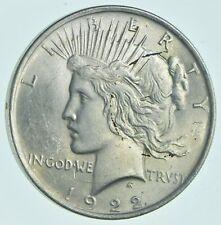 1922 Peace Silver Dollar - Walker Coin Collection *721