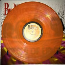 BEATLES, PEICES OF EIGHT, 180G MARBLED ORANGE COLORED VINYL LP LIMITED ED.