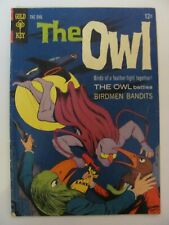 The Owl #1 Gold Key 1967 Series