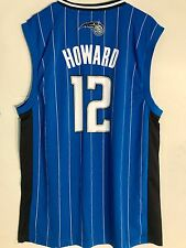 0915872664ef Adidas NBA Jersey Orlando Magic Dwight Howard Blue sz 2X