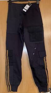Ivy Park Black Cargo Pants XXXsmall