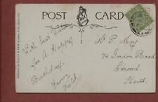 Mr P May, Gordon Road,  Strood, Kent. - Violet     dc54