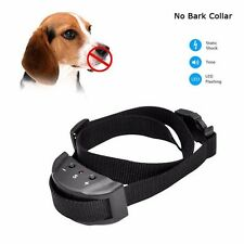 Collier anti aboiement No Bark Collar