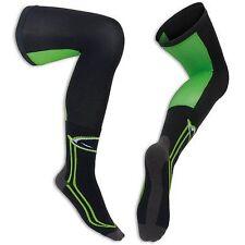 UFO Motocross Enduro MTB Long Over The Knee Socks With Lycra Large