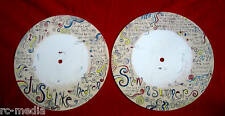 THE CURE -Just Like Heaven- Rare Picture Disc Inserts / The pictures from inside