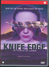 KNIFE EDGE - IN PUNTA DI LAMA - DVD (USATO EX RENTAL)