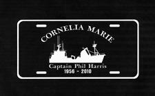CAPTAIN PHIL HARRIS Deadliest Catch License Plate