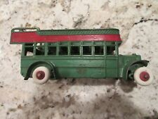 1920's~Kenton DOUBLE DECKER BUS  For Repair or parts