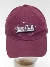 cheaper d04b2 169b0 Texas A M Women s Hat ADIDAS Maroon Adjustable One Size