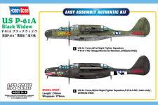 Hobbyboss 1/72 87261 Northrop P-61A Black Widow Plastic Model Aircraft Kit