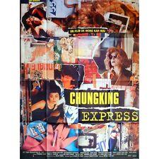 CHUNGKING EXPRESS Movie Poster  47x63 in. French - 1994 - Wong Kar Wai, Tony Leu