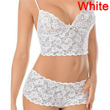 Sexy Lingerie Erotic Lace Babydoll Open Bra Underwear Sexy Costumes Plus SizeES