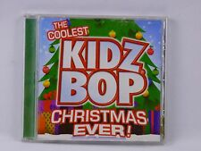 The Coolest Kidz Bop Christmas Ever Kids CD 2007 Holiday Season 18 Songs Party
