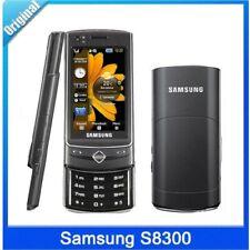 Original Samsung S8300 3G Touchscreen A-GPS 8MP Camera Slider Mobile Phone 2.8in