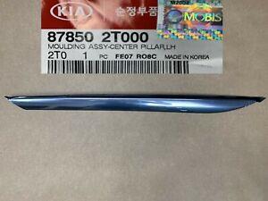 Optima 2011-15 Center Pillar Chrome Molding Quarter Panel Trim Left Driver Side
