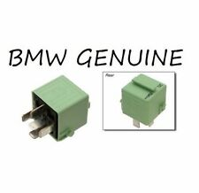 For BMW E30 E82 E90 M5 X3 Z8 Z3 GENUINE Multi Purpose Relay 5-Prong Light Green
