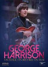 GEORGE HARRISON - ON STAGE, ON RECORD, ON FILM  DVD