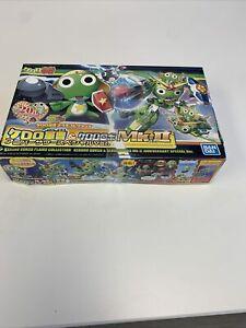 Keroro Gunso & Keroro Robo Mk-II Anniversary Special Version +BOX DAMAGED+